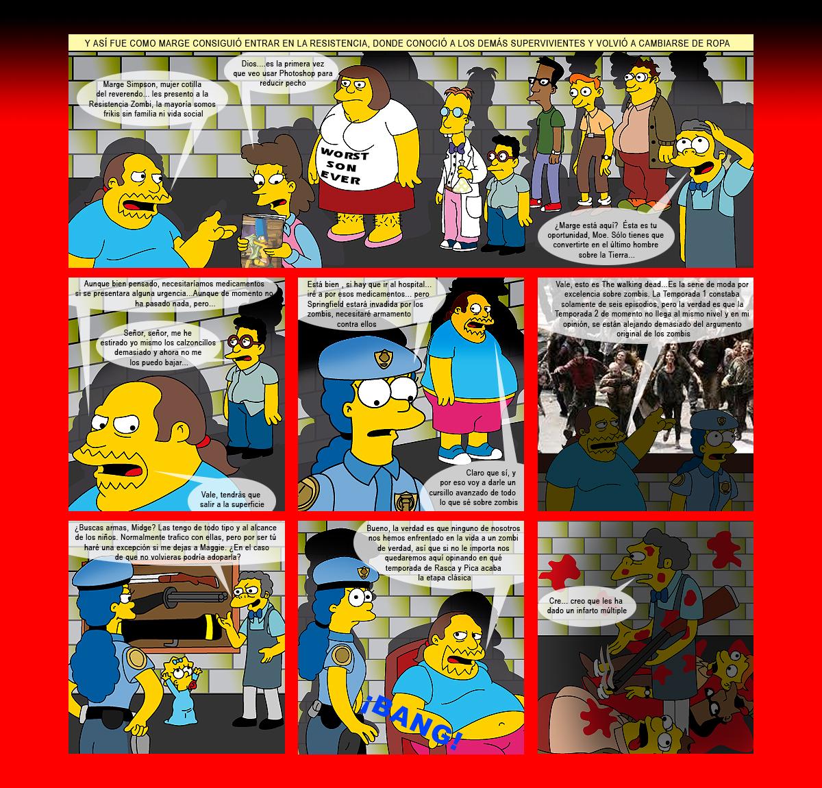 Imagenes De Los Simpson Desnudos